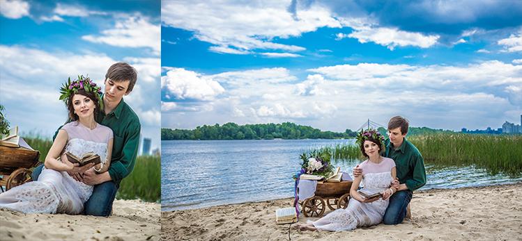 Love Story Дмитрия и Виолы (часть 6)