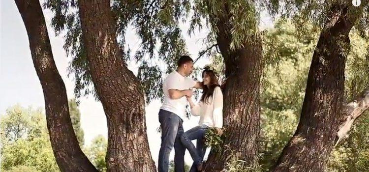 Предсвадебная видеосъемка — ролик Love Story Марии и Василия