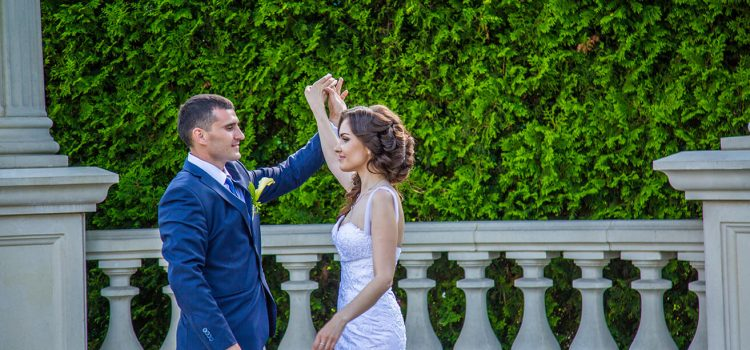 Первый свадебный танец – нежность и искренность в движении