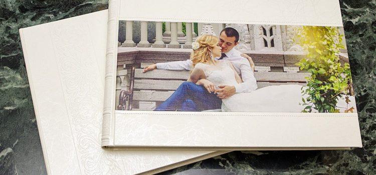 Комплект свадебной фотокниги «Премиум»