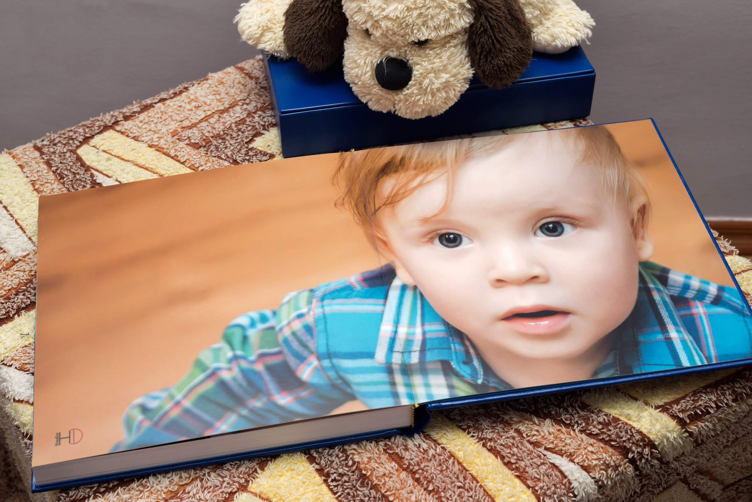 детская фотокнига детский фотоальбом заказать фотограф на детский день рождения Киев