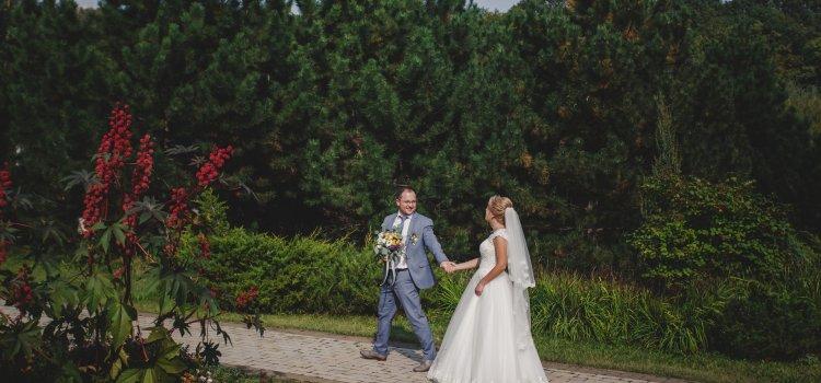 Свадебная фотосессия в Феофании