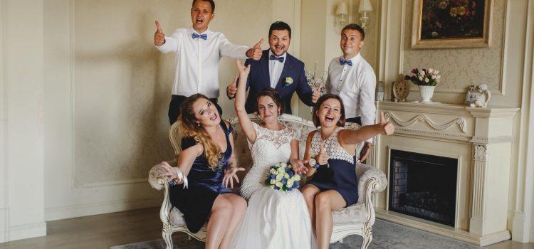 Лучшие свадебные моменты