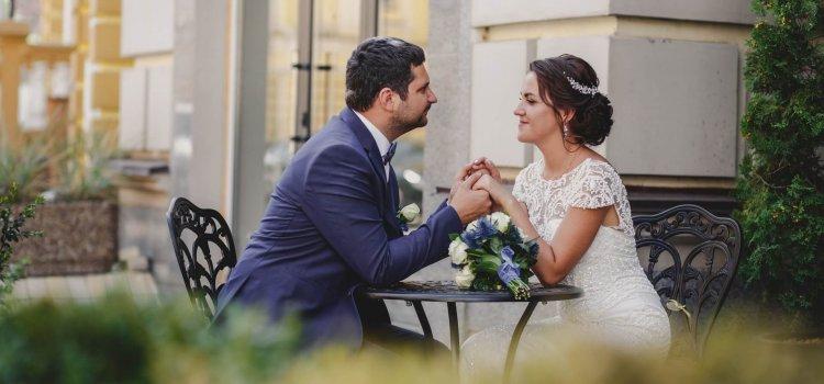 Свадебная фотосессия Юлии и Евгения