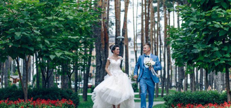 Свадебная история Елены и Евгения