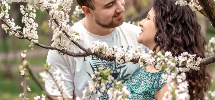 Фотосессия беременности для Кати и Андрея