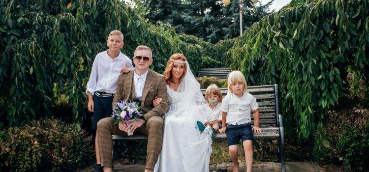 Фотограф на венчание. Семейная и свадебная фотосессия в Феофании