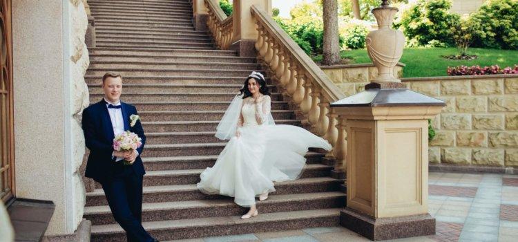 Мини серия «Свадебное утро и фотосессия в Межигорье»