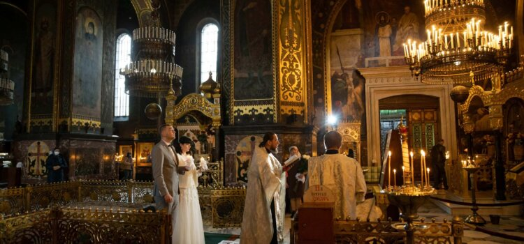 Фотограф , видеооператор  венчания Киев